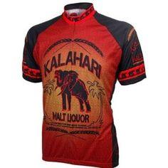 Amazon.com  World Jersey s Kalahari Malt Liquor Short Sleeve Cycling Jersey   Sports  amp 21518691c