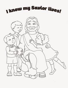 2015 Primary Theme coloring page. FREE!