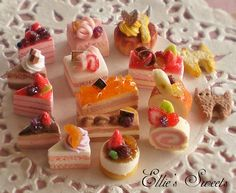Miniature cake | Flickr: Intercambio de . ..♥.Nims.♥