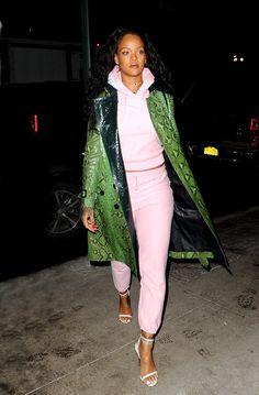 Rihanna Is the Ultimate Fashion Icon Photos | W Magazine