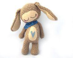 Amigurumi Sleeping Bunny : Amigurumi bunnies on Pinterest Amigurumi, Crochet Bunny ...