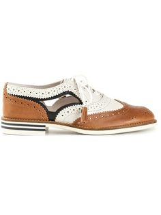 SWEAR 'Charlotte' Cut-Out Brogue