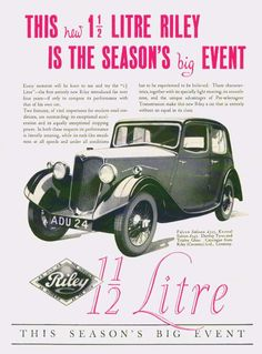 Vintage Cars, Antique Cars, Car Posters, Motor Car, Classic Cars, Civil Aviation, Ads, Thoroughbred, Vehicles