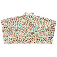 Fawziya Bling Colorful Diamond Clutch Purse Luxury Rhinestone Clutch Evening Bag >>> Be sure to check out this awesome product. Wholesale Bags, Wholesale Handbags, Clutch Purse, Coin Purse, Evening Bags, Evening Clutches, Cheap Bags, Green Bag, Handbags Michael Kors