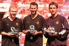 Club Legends#Paul Scholes#Ryan Giggs#Gary Neville