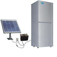 Go solar on your refrigerator. If you ever have long power outages you'll save a ton of food from spoiling, or a ton of work hauling ice.