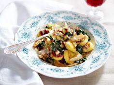 Spargel-Rezepte - das Beste mit weißem Spargel - gnocchi-mit-weissem-spargel  Rezept - Recipe Asparagus Gnocchi