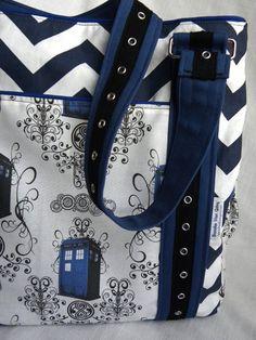 Dr Who bag