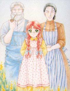 Akage no Anne (1997) by Yumiko Igarashi