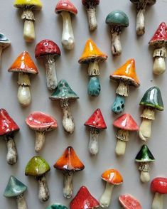 Ceramic brooches ceramic brooch amanita art amanita jewelry amanita broochYou can find Ceramic art and more on our website. Ceramics Projects, Clay Projects, Clay Crafts, Diy And Crafts, Arts And Crafts, Ceramic Pottery, Ceramic Art, Slab Pottery, Thrown Pottery
