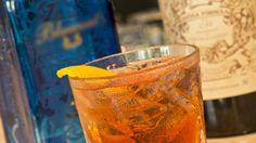Tavern specialty drinks, yum!!