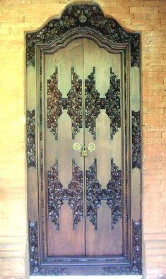 ♪ Puerta en Bali