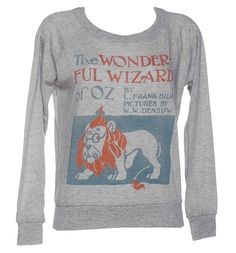 One day... because I love it! {Ladies Wonderful Wizard Of Oz Raglan Sleeve T-Shirt From Out Of Print : TruffleShuffle.com}