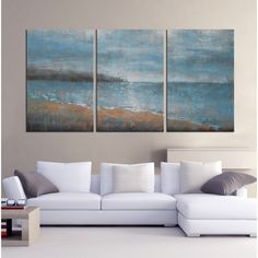 <li>Artist: Unknown</li><li>Title: 'Stay With You' </li><li>Product type: Hand-painted gallery-wrapped canvas art set</li>
