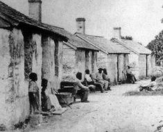 slave life on the plantation