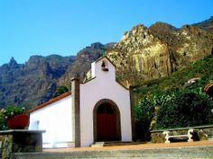 Gran Canaria:Iglesia del Risco Blanco
