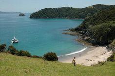 Bay of Islands New Zealand - beautiful place, beautiful scenery