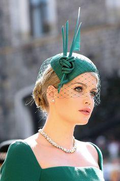 Lady Kitty Spencer @ Royal Wedding