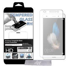 Film Protecteur d'écran en VERRE TREMPE pour Huawei P8 Lite 4G Ultra Transparent Ultra Résistant INRAYABLE INVISIBLE: Amazon.fr: High-tech
