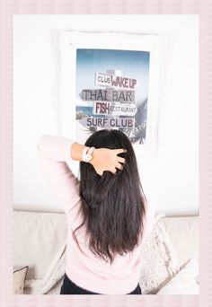 Be yourself, be feminine, be Guillot Double S, Working Woman, Parisian, Have Fun, Feminine, T Shirts For Women, Bracelet, Watches, Elegant