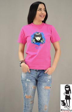 Γυναικείο t-shirt Emily the Strange Emily The Strange, T Shirt, Tops, Women, Fashion, Supreme T Shirt, Moda, Tee Shirt, Fashion Styles