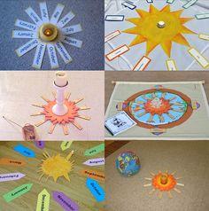 Montessori Birthday Circle, Celebration of Life #2