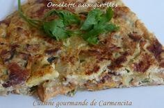 Omelette aux girolles http://www.carmen-cuisine.com/article-omelette-aux-girolles-121071750.html