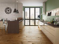 Cuisine esprit Brooklyn luminaire et vue Hygena Home Design Decor, House Design, Interior Design, Home Decor, Interior Colors, Westminster, Style Brooklyn, Malta, Ontario