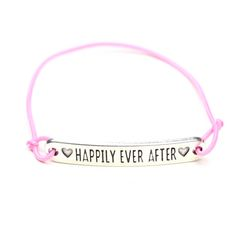 By May armbandje Happily ever after