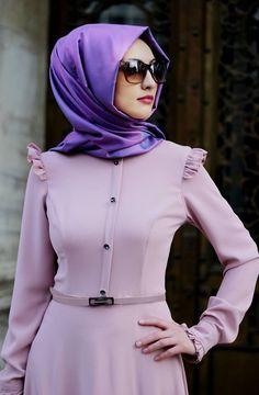 Moslem Fashion, Abayas, Dress Sewing Patterns, Hijab Outfit, Lolita Dress, Collar Dress, Hijab Fashion, Gowns, Hijabs