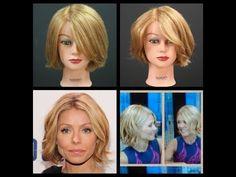 kelly ripa new haircut 2014 - Google Search
