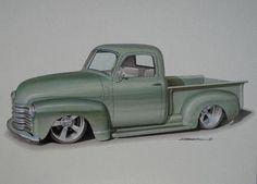Chevy 48'