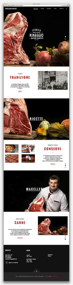 Beef website design butcher meat shop psd template meat shop psd templates and template printable Online Web Design, Barbecue Restaurant, Meat Shop, Restaurant Website, Butcher Shop, Graphic Design Print, Website Design Inspiration, Web Layout, Logo Food