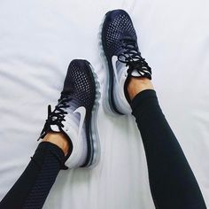 Seamlessly designed with support and breathability right where you need it :: Nike Air Max 2017 available in our Flatiron store