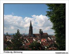 One of my favorite trips with Grandma. Freiburg, Germany