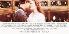 Titanic Confessions