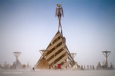 Scott London Captures The Magic of Burning Man