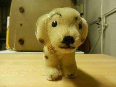 Steiff Tier Hund Rolly 13 cm lang mit Schild und viele andere Sammlungsauflösung