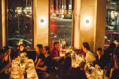 Mittwoch, 27.01., 20.30 Uhr – Kreuzberg, ORA: Diese Woche gelernt: Im ORA kann man wunderbar dinieren. © Milena Zwerenz