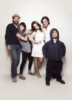 Nikolaj Coster-Waldau, Lena Headey, Emilia Clark, Kit Harrington, & Peter Dinklage