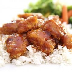 Sweet and sour chicken recipe I Heart Nap Time