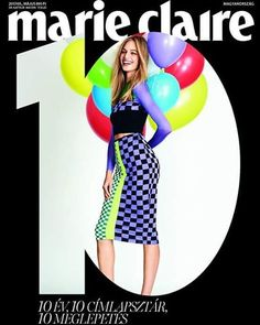Íme születésnapi extra címlapunk és @vanessaaxente! Holnap már nálatok! #marieclaire10 #birthday #tenyears #vanessaaxente #covergirl #nextissue #new #marieclaire #tomorrow  via MARIE CLAIRE HUNGARY MAGAZINE OFFICIAL INSTAGRAM - Celebrity  Fashion  Haute Couture  Advertising  Culture  Beauty  Editorial Photography  Magazine Covers  Supermodels  Runway Models