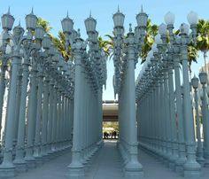 Caderninho da Tia Helo: Los Angeles - LACMA