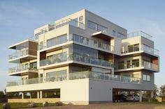 Lomma Apartments / FOJAB arkitekter