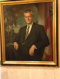 Still the gold standard  Image of Leroy Collins featured in Florida governors lasting legacies