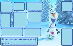 Frozen - Website of dikkeduimenkaarten!