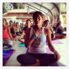 Jamie Hanson, yoga instructor at pure. love. yoga - full of inspiration