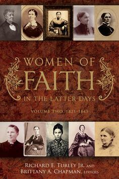 Women of Faith in the Latter-Days, Vol. 2: 1821-1845   Learn about women, such as Emmeline B. Wells, Zina D. H. Young, and their stories of faith and struggles.