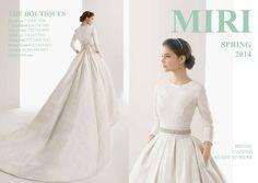 MIRI Couture Bridal