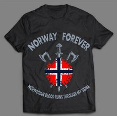 NORWAY FOREVER TEE HOODIE TANK TOP Norwegian Words, Minnesota Home, Tee Shirts, Tees, Mens Fashion, Man Style, Bergen, Hoodies, Tank Tops